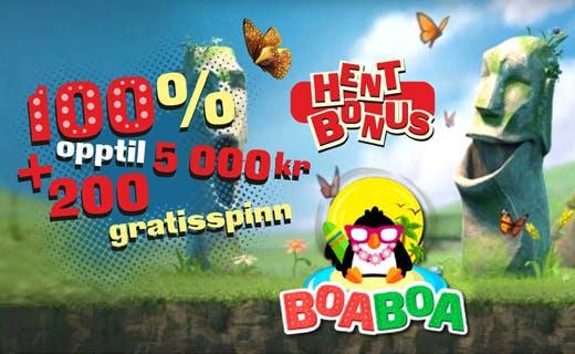 Boaboa bonus