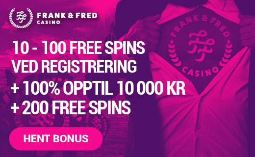 Frank Fred casino online