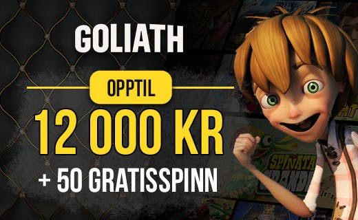 Goliath freespins