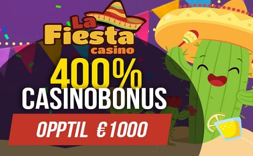 La Fiesta bonus