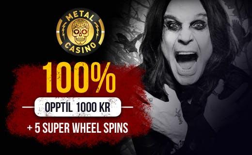 Metal online casino