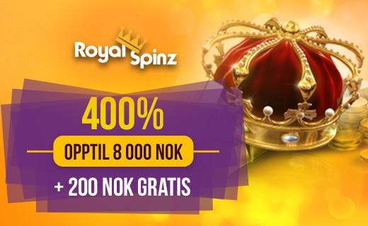 RoyalspinzCasino bonus