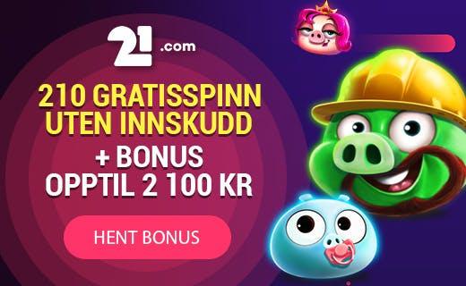 21.com casino online