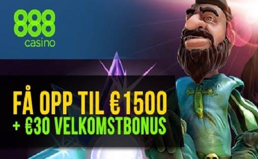 888 norske casino
