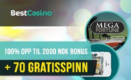 BestCasino nytt casino