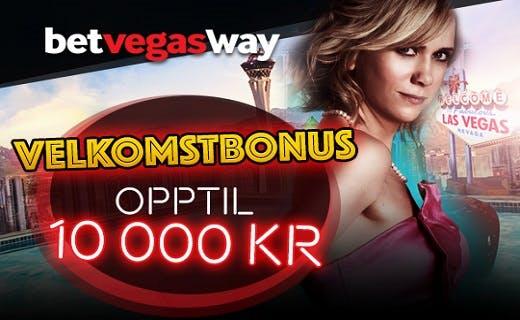 BetVegasWay online casino