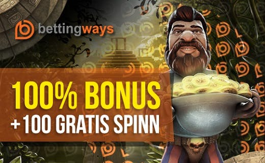 BettingWays norske casino