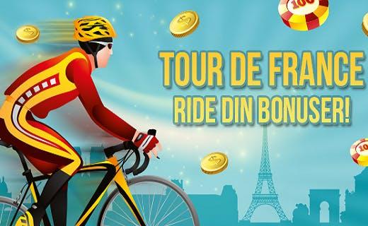 Bli med C3A5 feire Tour de France