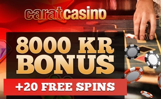 Carat norsk casino