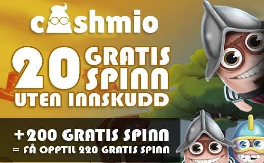 Cashmio nye casino