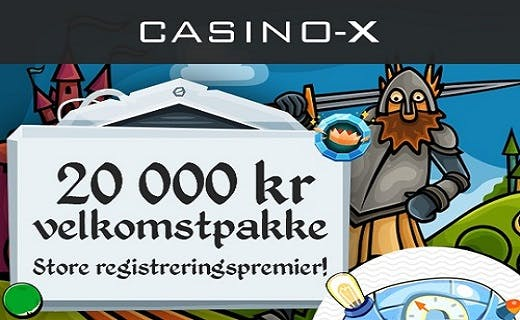 Casino X norsk casino 2016