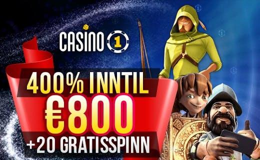 Casino1 norske casino