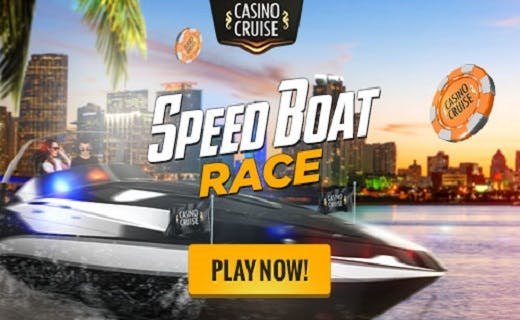 CasinoCruise Speed Boat Race Norge