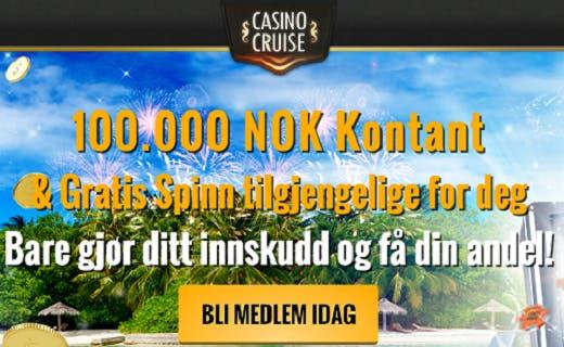 CasinoCruises exclusive summer offer
