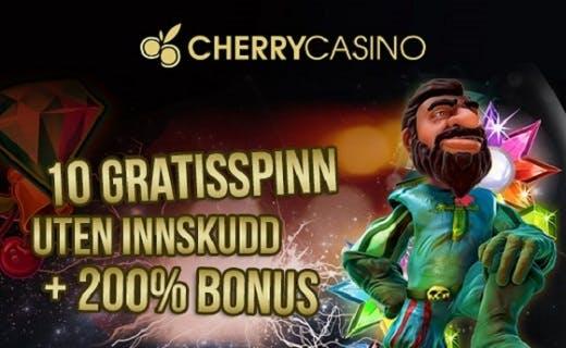 Cherry bonus 2016