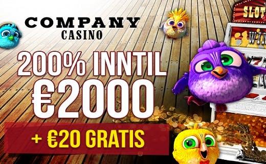 Company casino gratis nettcasino
