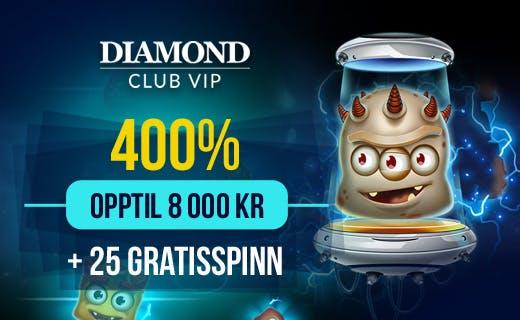 Diamond Club Vip nettcasino