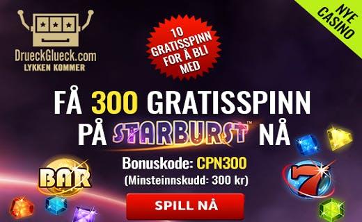 DrueckGlueck nytt casino