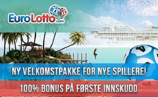 EuroLotto bonus norsk 2016