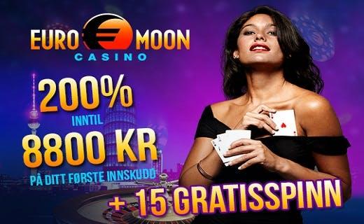 EuroMoon norske casino