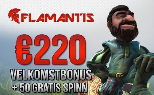 Flamantis norsk casino