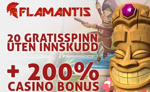 Flamantis norsk nettcasino 1