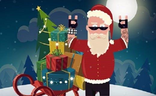 Guts julekalender