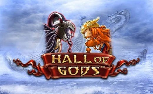 Hall of gods NetEnt jackpot