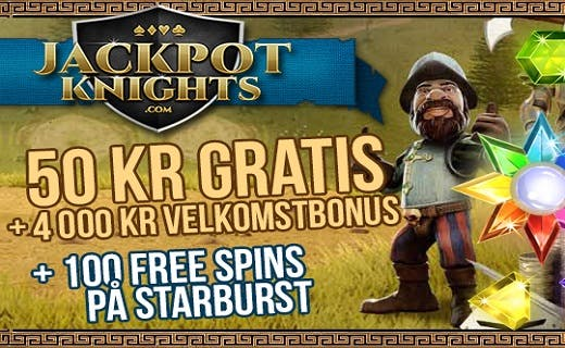 Jackpot Knights nettcasino