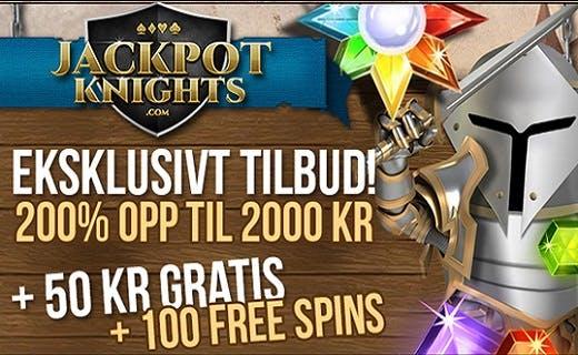 Jackpot Knigths new bonus