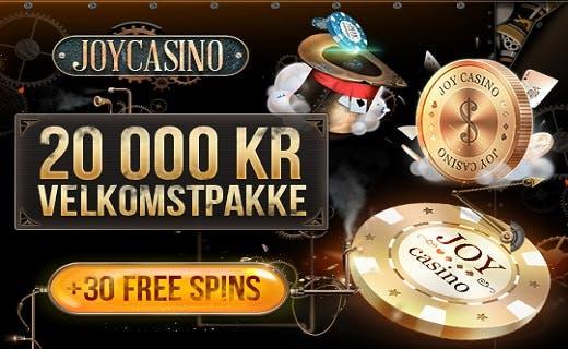 JoyCasino nye casino