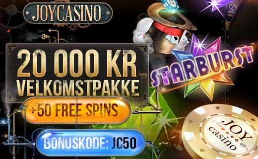 Joycasino norsk casino