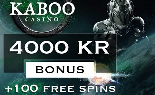 Kaboo new bonus norge
