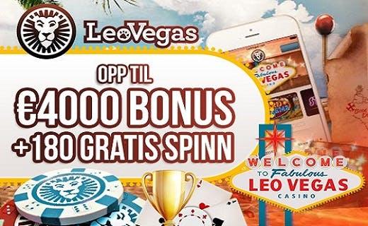 LeoVegas casino online 2016