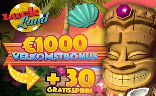 Luckland casino norway