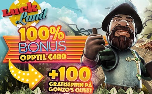 Luckland free spins online