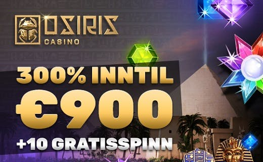 Osiris norsk casino