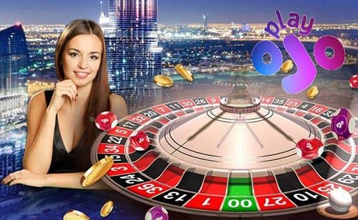 PlayOjo roulette promo