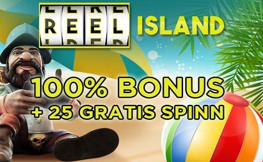 Reel Island nettcasino