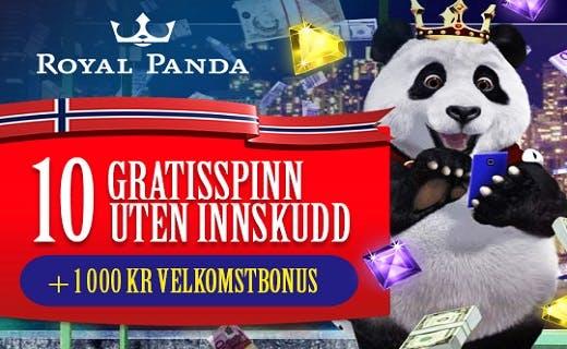 Royal Panda nettcasino