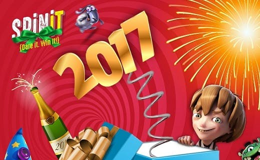Spinit Casino New Year Promotion