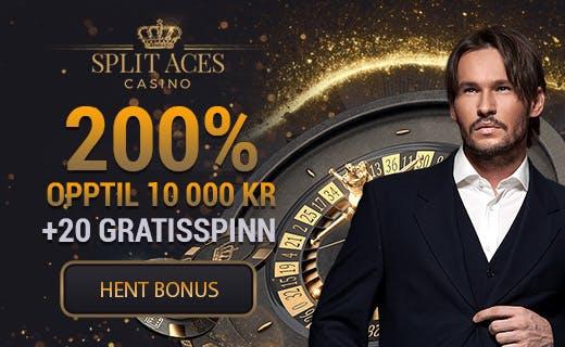 Split aces norskecasino