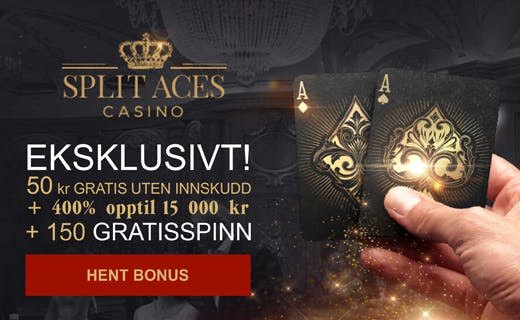 SplitAces casino bonus