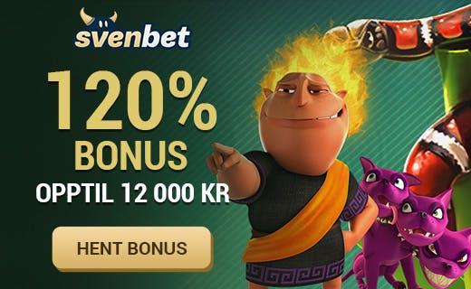 SvenBet nytt casino