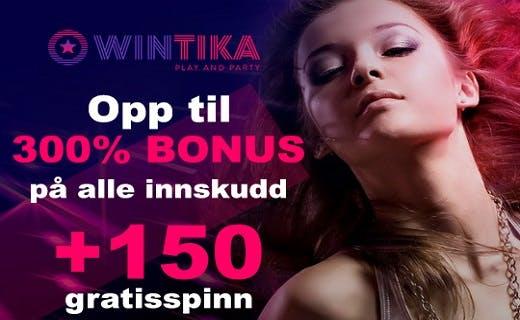 Wintika norsk bonus