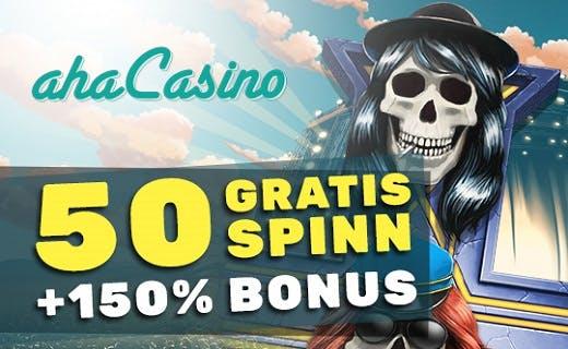 Aha Casino nettcasino