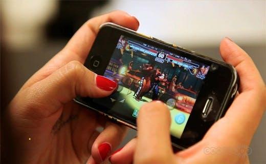 Gambling pa smarttelefoner