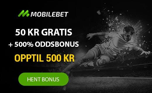 Mobilebet odds online