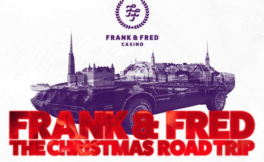 Frank Fred Julebonuser