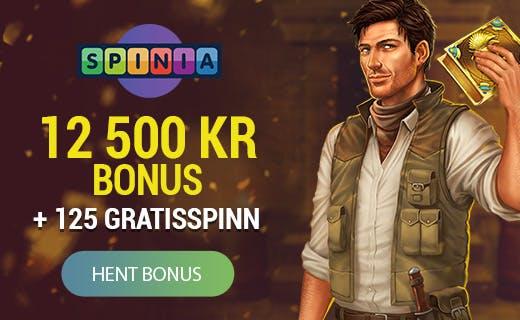 Spinia nytt casino1